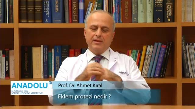 Eklem protezi nedir?