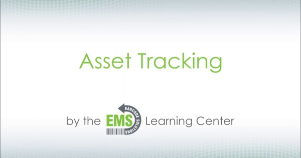 Asset Tracking Software Video Thumb