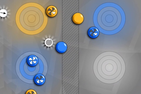 Hover Disc 2 - pure multiplayer game.