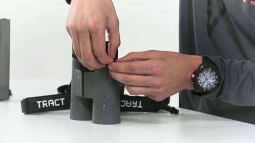 How to Attach the Bino Harness