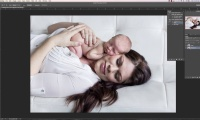 Thumbnail for Newborn Photo Shoot / Retouching Part 3