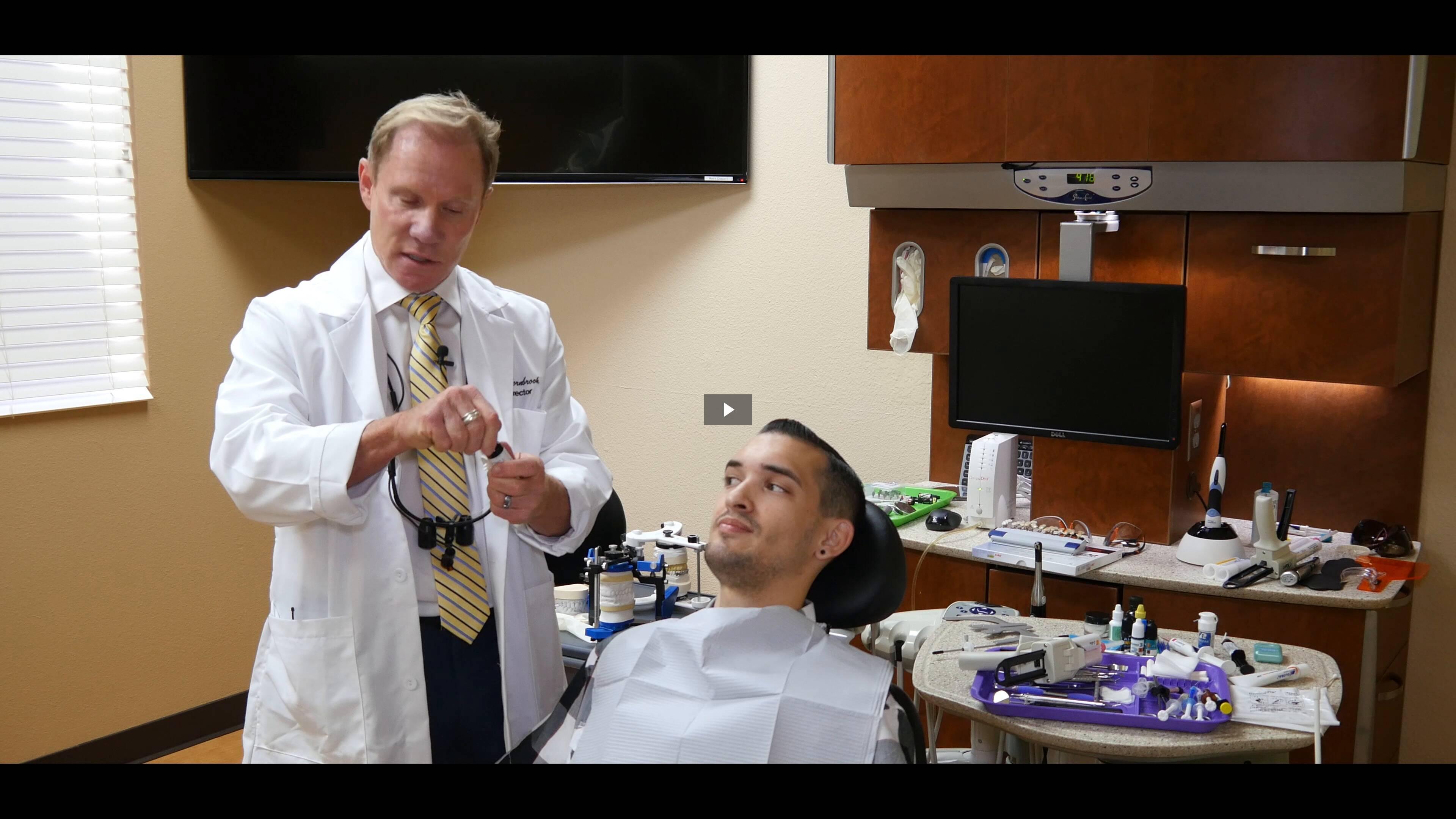 Watch Dr. Hornbrook simplifies the restorative process via Keating's 4K Ultra HD Part 2 - Dental Face Anaylzer Kois Dento Facial Analyzer video series.