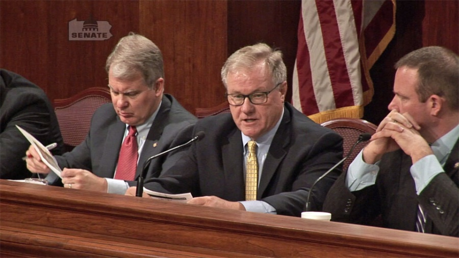 2/21/18 - Budget Hearing Q&A: Attorney General