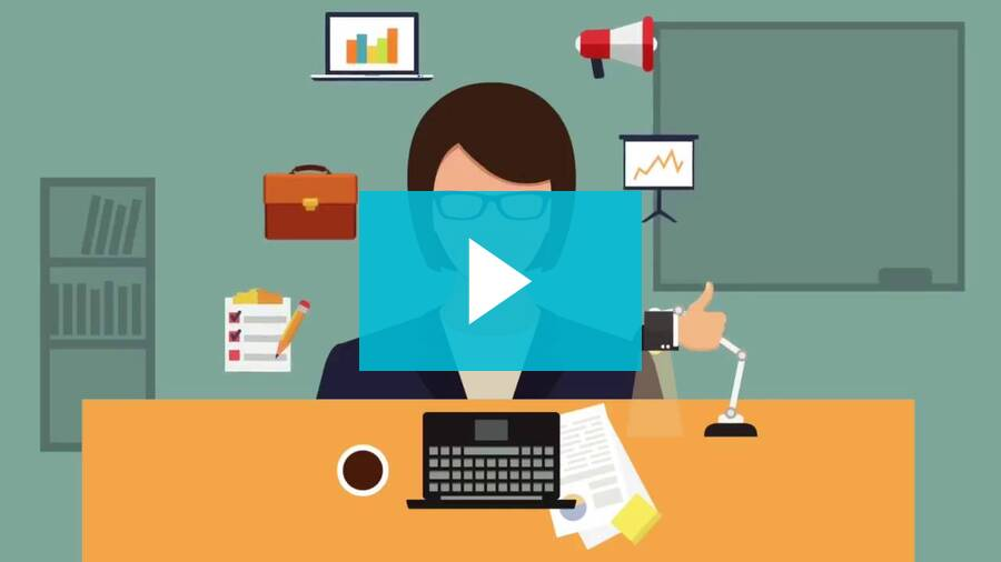 Promo Video for Sales Leaders