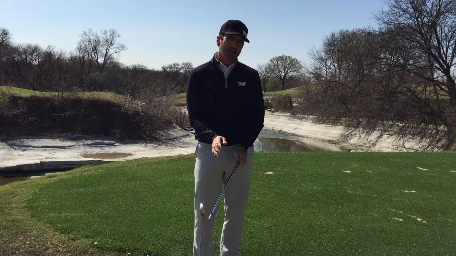 Golf Fundamentals: Grip Pressure