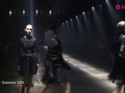 Défilé Lanvin Printemps Eté 2015 : Fashion Week de Paris