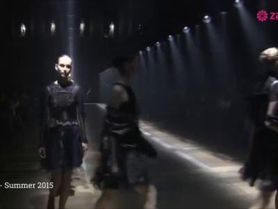 Lanvin SS2015: quando l'eccentricità è sinonimo di eleganza
