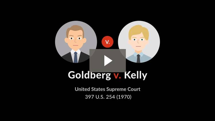 Goldberg v. Kelly