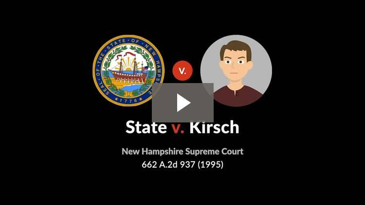 State v. Kirsch