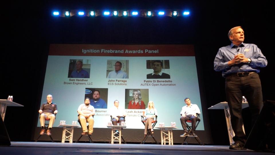 Firebrand Awards Panel