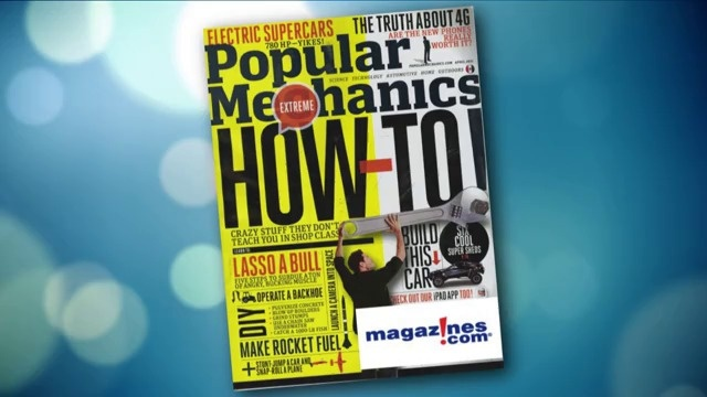 Popular Mechanics Magazine Subscription Discount Magazines Com