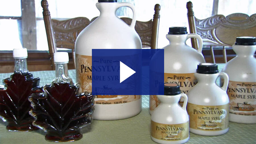 June 2017: Ridge Valley Farms Maple Syrup