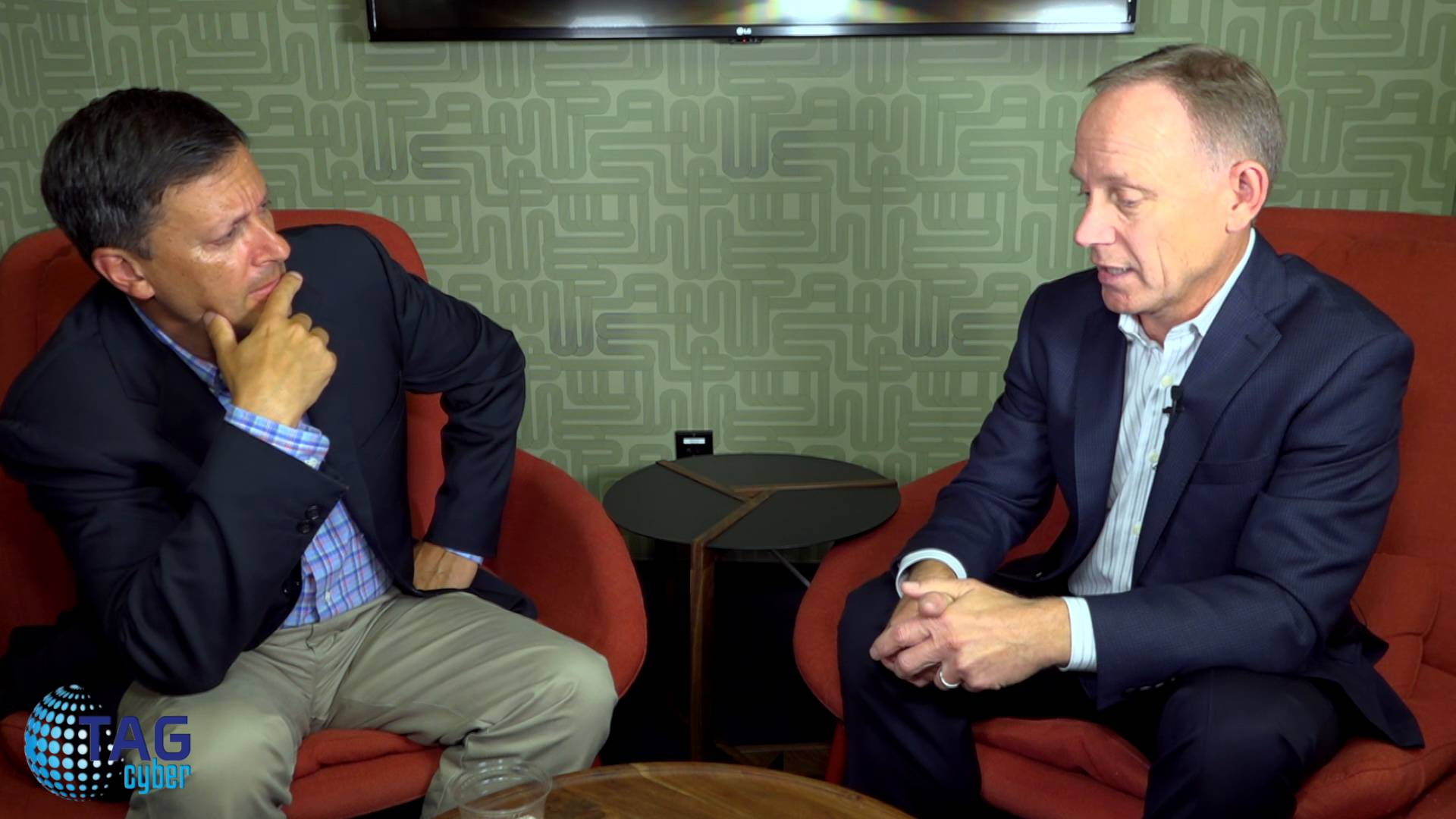 Tag Cyber Interview: Ed Amoroso, former CISO of AT&T & Alan Naumann, Contrast Security CEO