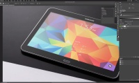 Thumbnail for Product Retouching / Recreating Surfaces - Tablet