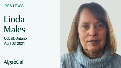 Testimonial thumbnail portrait of Linda Males