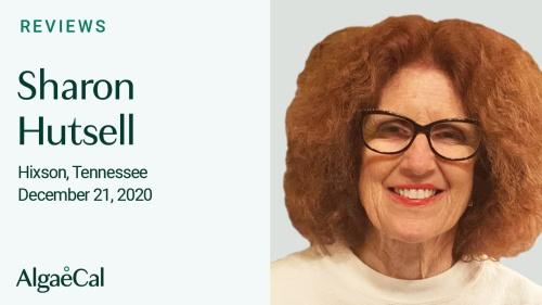 Testimonial thumbnail portrait of Sharon Hutsell