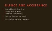 Acceptance thumbnail