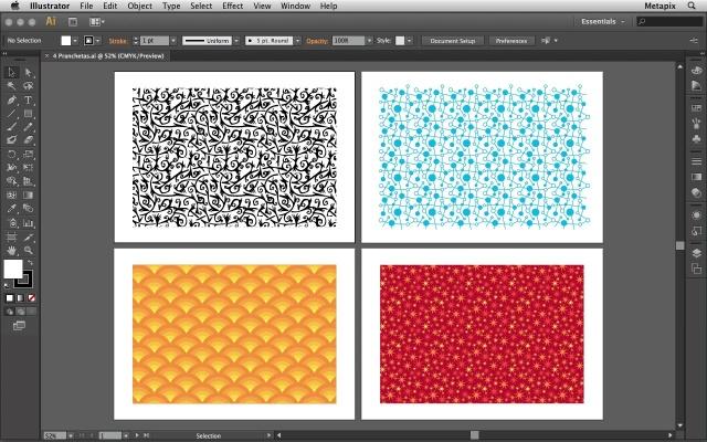 Exportando imagens em formato JPEG