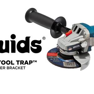 Ergodyne Product Video - Squids<sup>®</sup> 3797 Power Tool Bracket – Grinder Tool Trap<sup>™</sup>