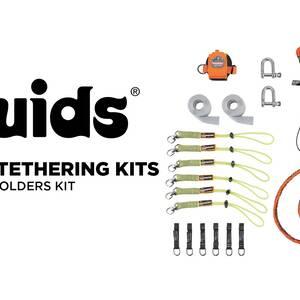 Ergodyne Product Video - Squids<sup>®</sup> 3187 Scaffolder's Tool Tethering Kit