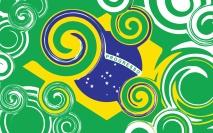 Bandeira do Brasil - Twirl Tool