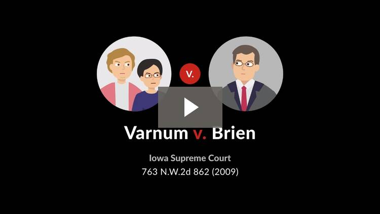 Varnum v. Brien