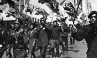 How did the Black Panthers differ from other African-American groups?