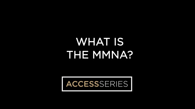 What is the MMNA?