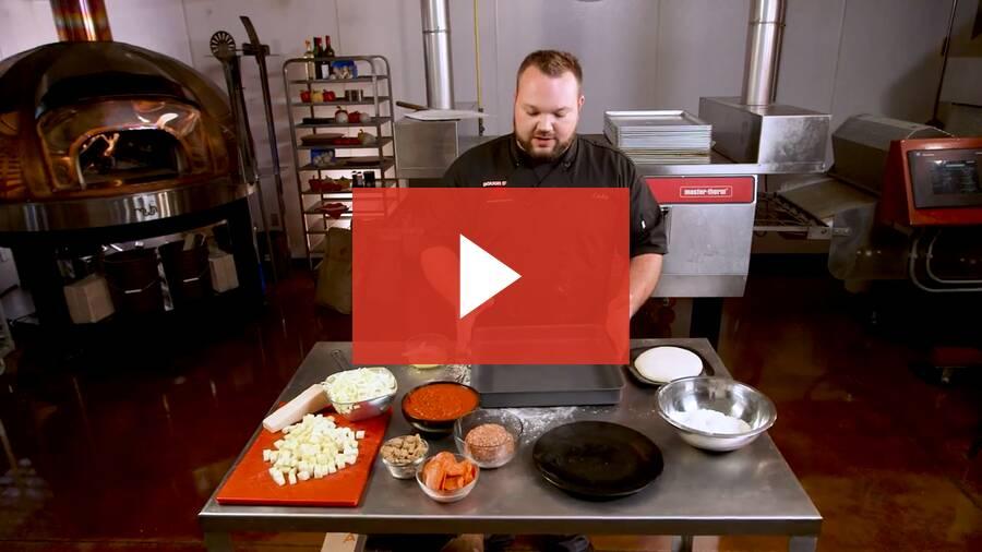 Premade Pizza Dough Ball Versatility: Pizza 3 Ways