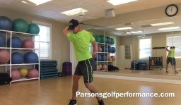 Superspeed Golf Drill for Faster Club Head Speeds