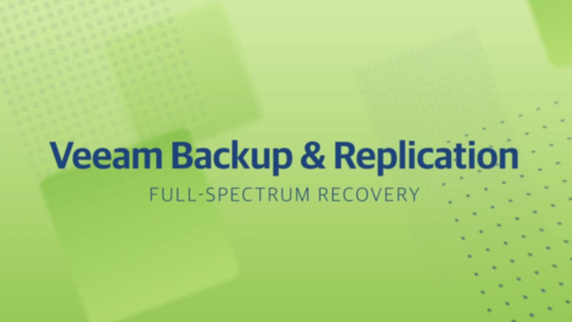 Product launch v11 - VBR - Full-Spectrum Recovery