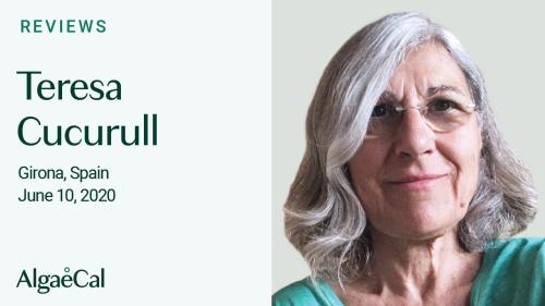 Testimonial thumbnail portrait of Teresa Cucurull