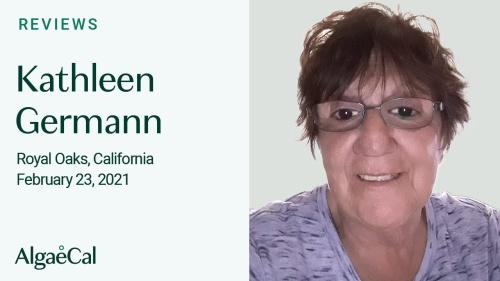 Testimonial thumbnail portrait of Kathleen Germann