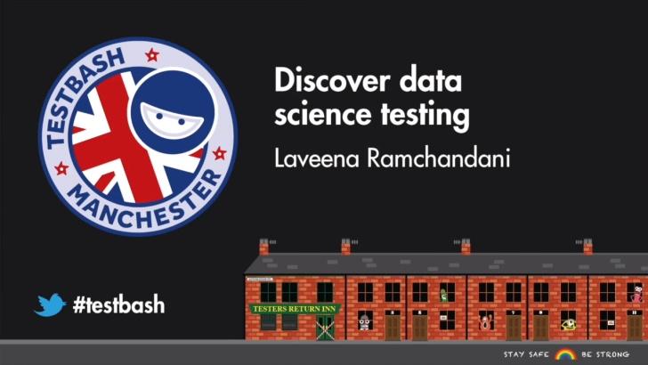 Discover Data Science Testing - Laveena Ramchandani