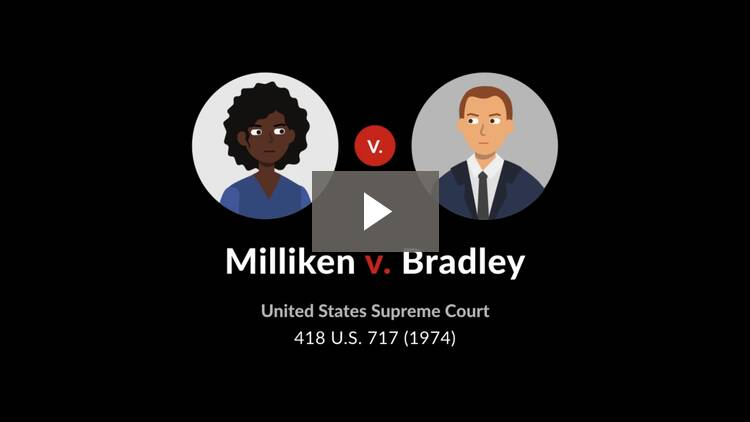 Milliken v. Bradley