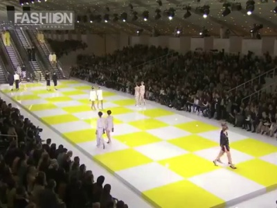 Colección Louis Vuitton Primavera-Verano 2013 París: pasarela completa por FashionChannel