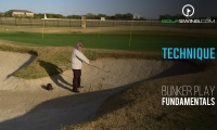 Bunker Play Fundamentals: Correct Technique