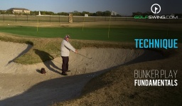 Bunker Play Fundamentals: Correct Technique
