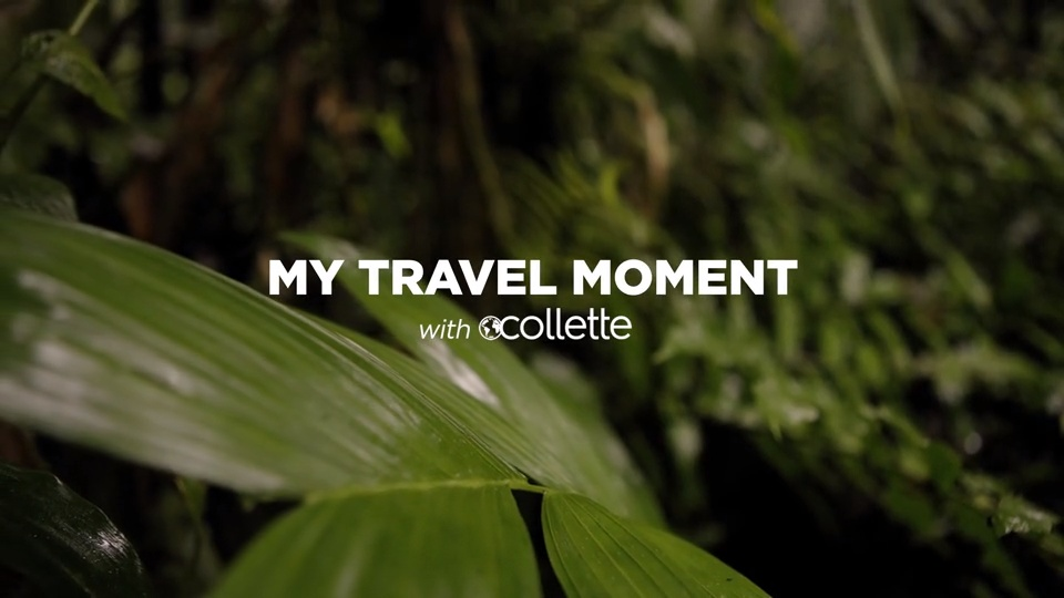 Muriel's Travel Moment