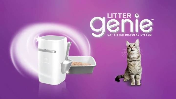 Litter Genie Cat Litter Disposal System Chewy