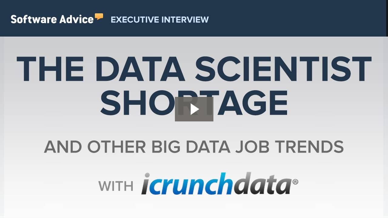 Overcoming the Data Scientist Shortage