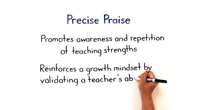 Giving Precise Praise