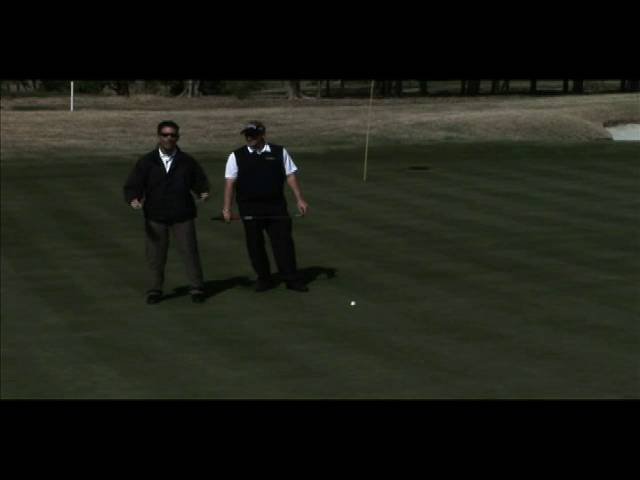 Practice Like the Pros - Putting Pre-Shot Routine
