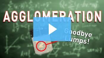 """Agglomeration"" - The Basics of Food Gums: Innovation Edition"