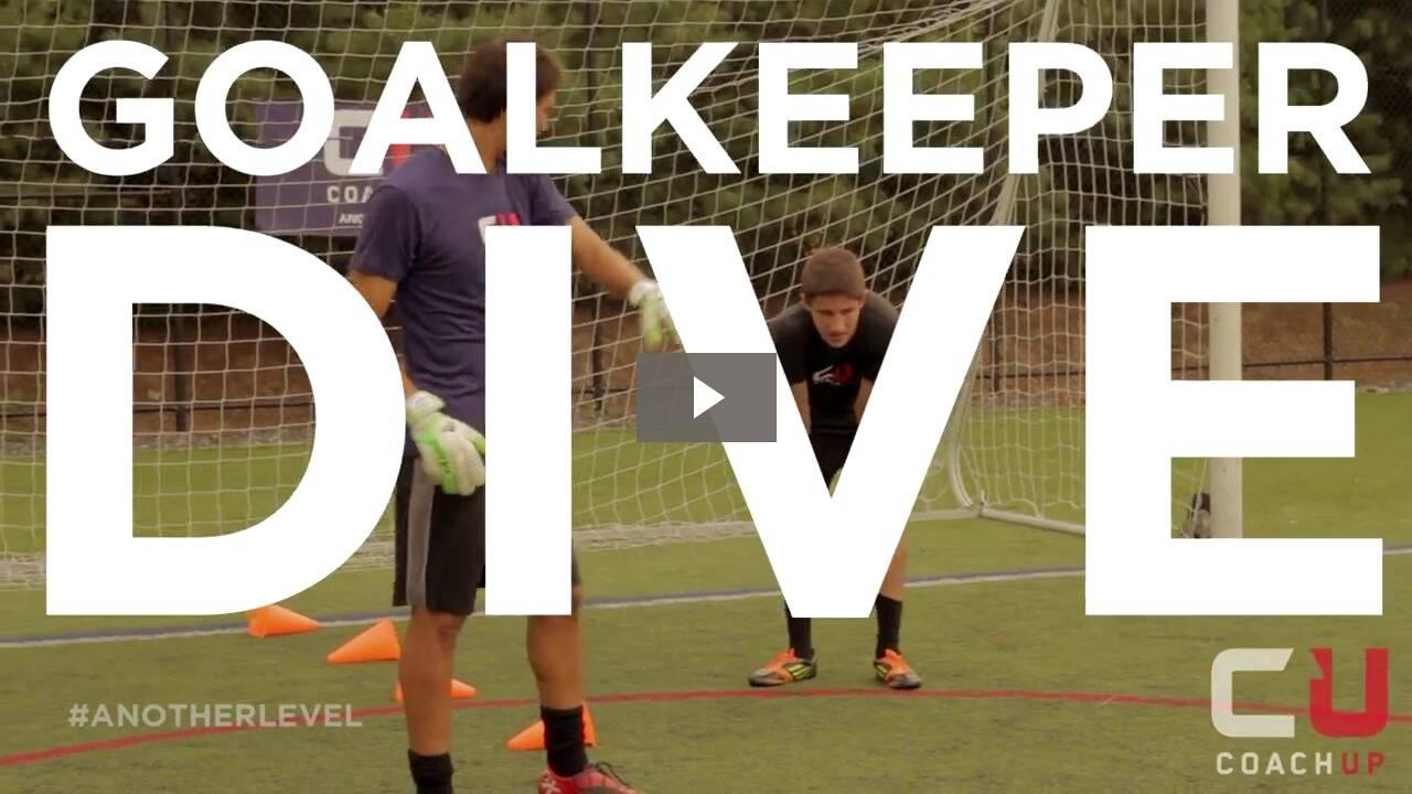 Soccer Tip: Goal Dive