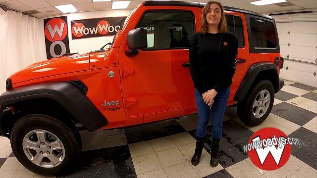 2019 Jeep Wrangler Trim Level Comparison | Wrangler 4 Door Rear Window Wire Harness |  | Woody's Automotive Group