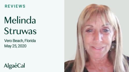 Testimonial thumbnail portrait of Melinda Struwas