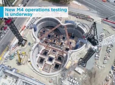 WestConnex - New M4 Tunnels