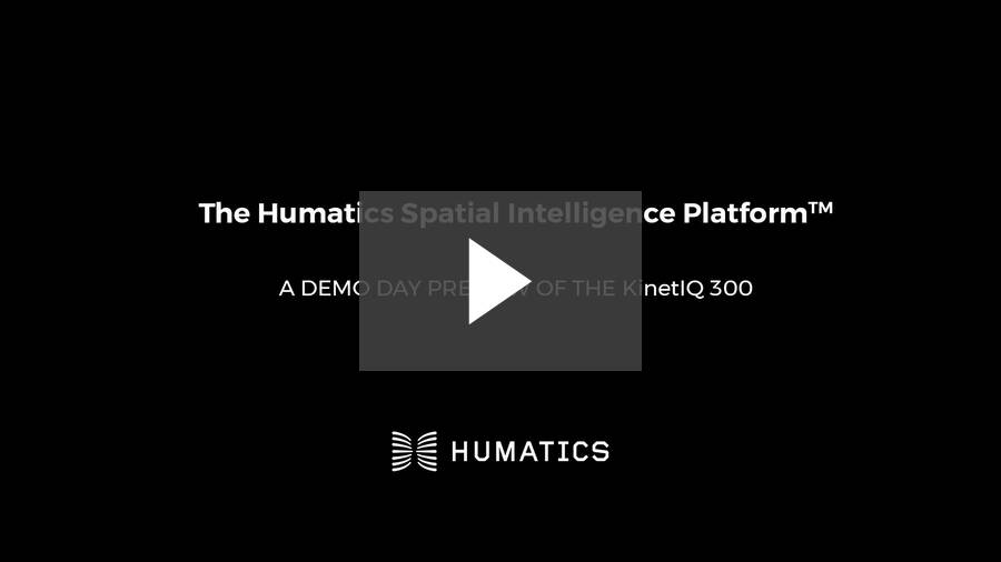 Humatics Demo Day - August 2018