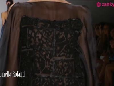 Sélection de robes noires Printemps Eté 2015 : invitées à un mariage